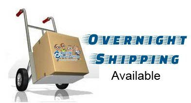 overnight shipping availabel