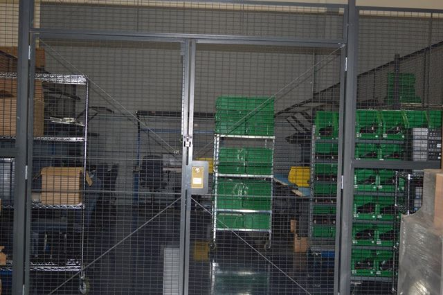 repair facility security