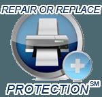 printer repair or replace protection
