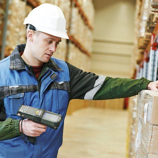 warehousing distribution barcoding