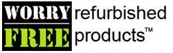 Worry Free Refurbished Products