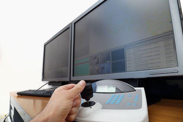 sistemi anti-intrusione, realizzati con impianti di video sorveglianza,