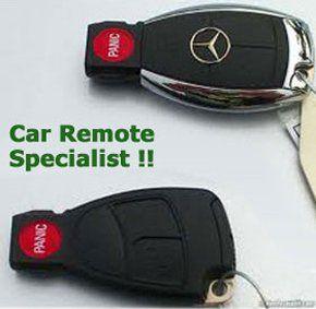 Car And Keys - London, UK - Car Key Market - Mercedes keys