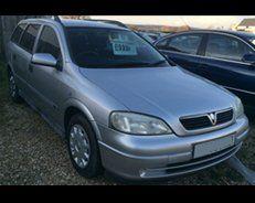 2000 (W) Vauxhall Astra 1.6 Club Estate