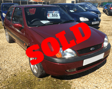 2002 (02) Ford Fiesta 1.2 Freestyle