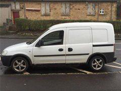 2007 (57) Vauxhall  COMBO 2000 CDTI 16V