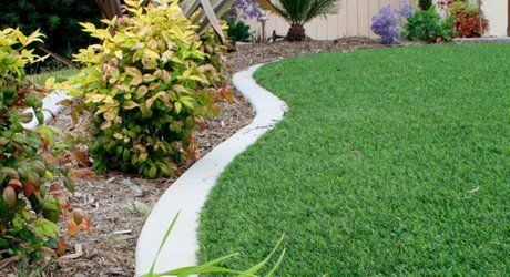 maintenance-free gardens