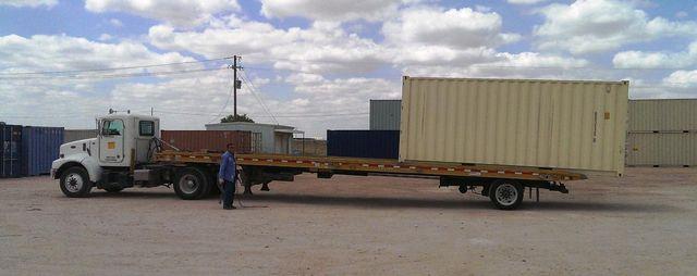 Mobile Storage Midland, TX
