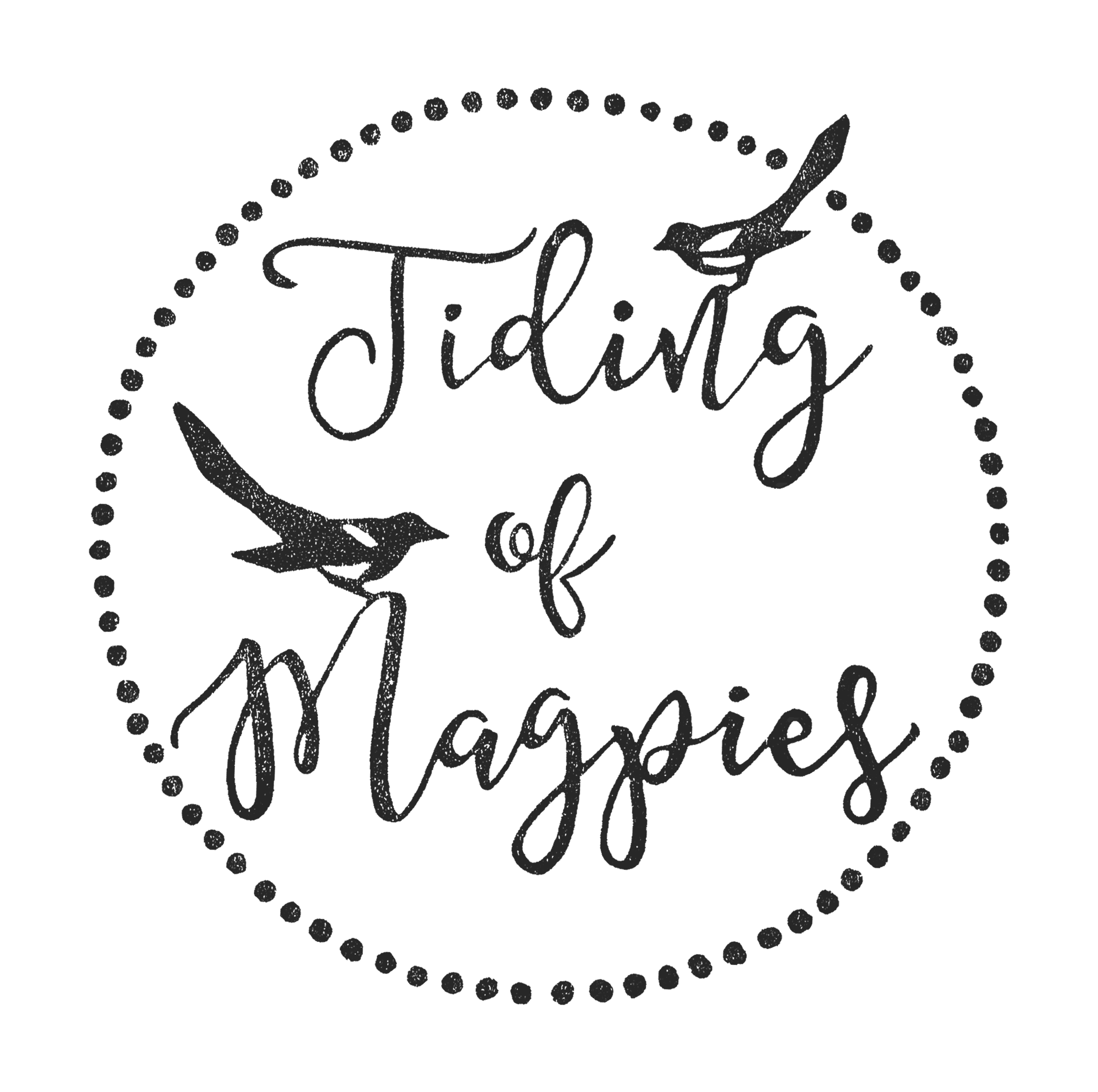 Tiding Of Magpies Jewellery