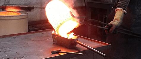 Lavorazione metalli preziosi