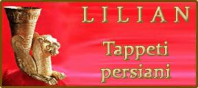 LILIAN TAPPETI PERSIANI - LOGO