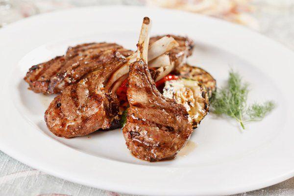 Costolette di carne grigliate a Trieste