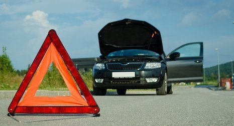RAC approved repairers