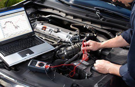 MOT check and repair plan