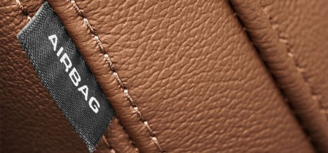 brown vehicle upholstery