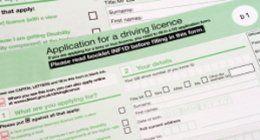 richiesta patente di guida