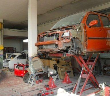 carrozzeria, riparazioni, ponteggi, autoriparazioni