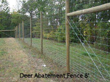 Stay Tuff Wildlife Fencing