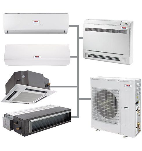 Ductless System, Batesville, AR