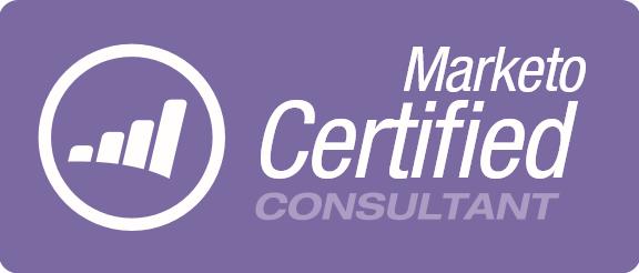 Marketo Certified Consultant logo