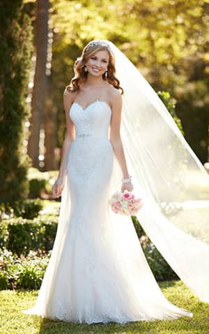 a1f200bf2f5 Stella York. New Paragraph. Jenny Yoo Bridal. Maggie - White Lace and  Promises ...