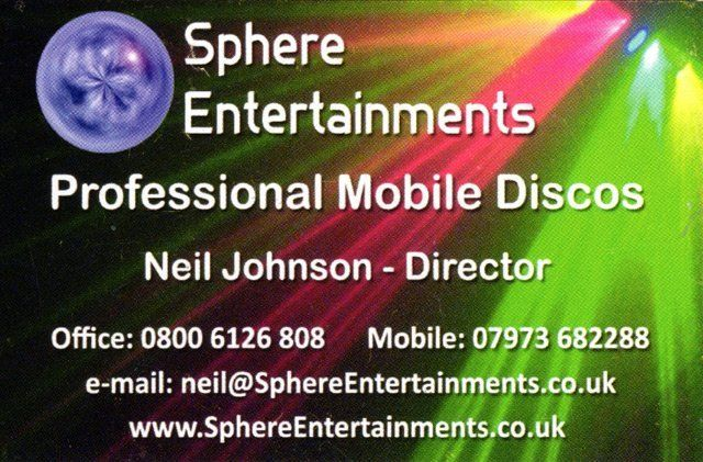 Sphere Entertainments