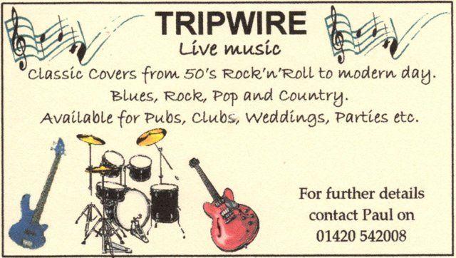 Tripwire Live Music