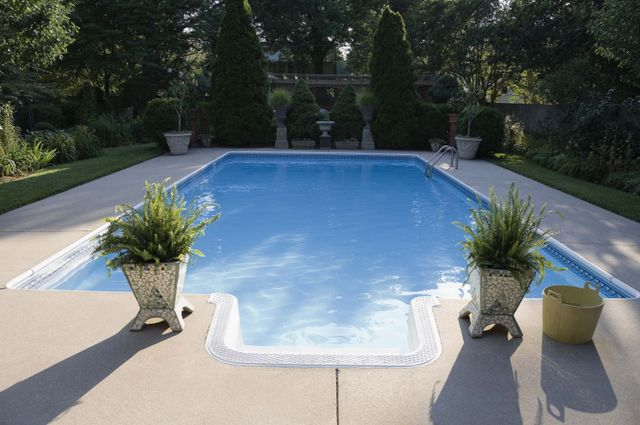 A pool with concrete is affordable thanks to fair concrete prices in Anchorage, AK