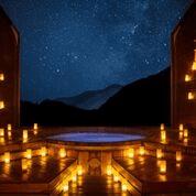 Private Hot Pool & Massage Option - Body Sanctum Combo