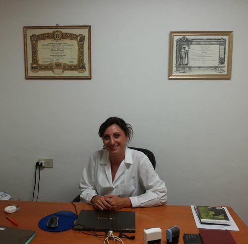 Dott.ssa Silva Lazzeri a Fano