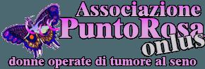 Logo associazione punto rosa