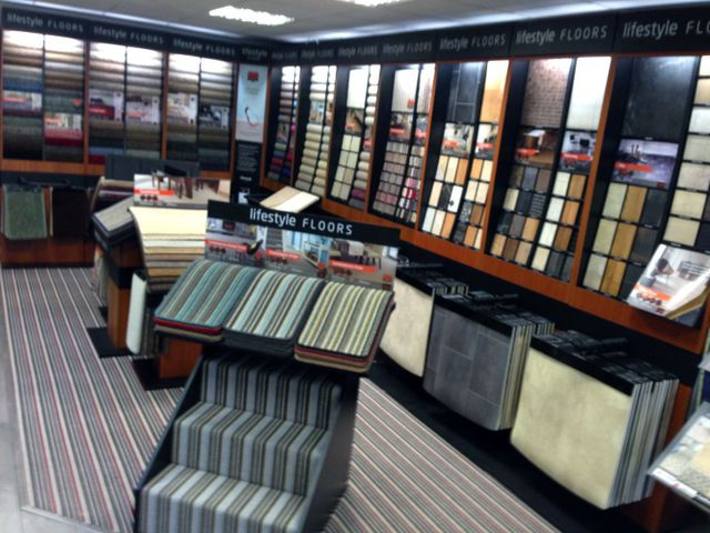 Flooring options in Sleaford
