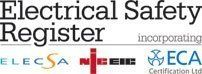 NICEIC ECA logos