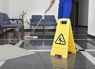 Commercial Janitorial Cleaning in College Station, TX