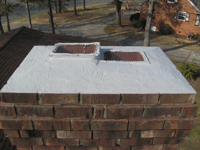Chimney Repairs Burlington Reidsville Mebane Eden