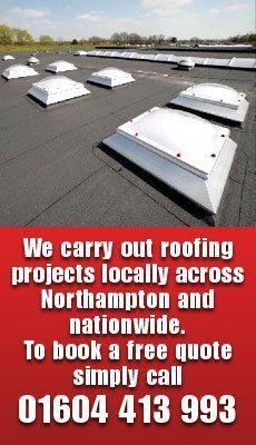 Contractors - Northampton - Allen and Jane Roofing Contractors - Home Feature