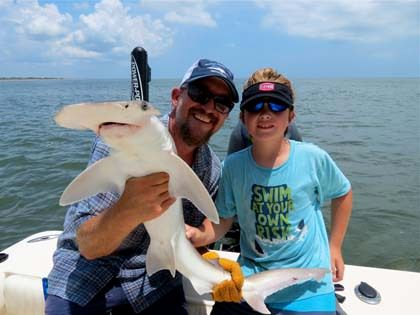 Fishing charter guides fish call charters charleston sc for Sc fishing charters
