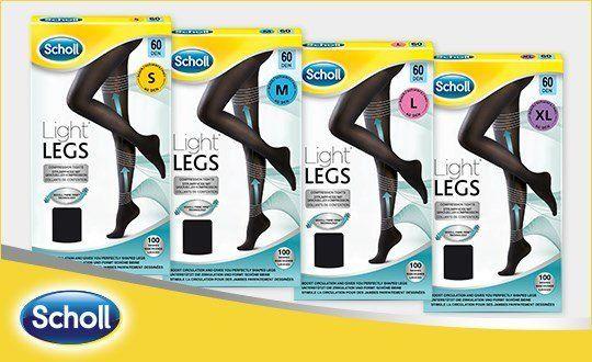 dr scholl light legs