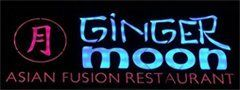 ASIAN FUSION GINGER MOON -LOGO