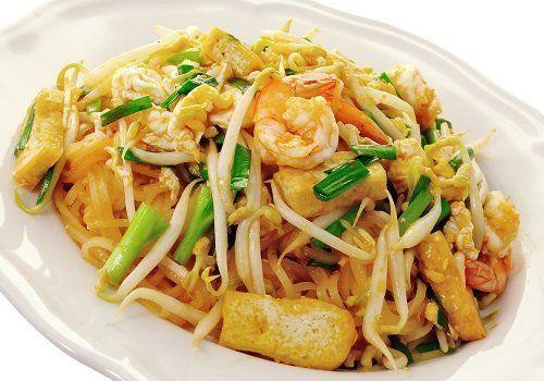 spaghetti saltati Thai