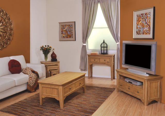 Living Room Furniture in oak, beech pine & painted