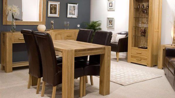 Quality oak furniture