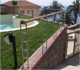 recinzione inox