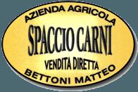 AZIENDA AGRICOLA BETTONI MATTEO - SPACCIO CARNI - LOGO
