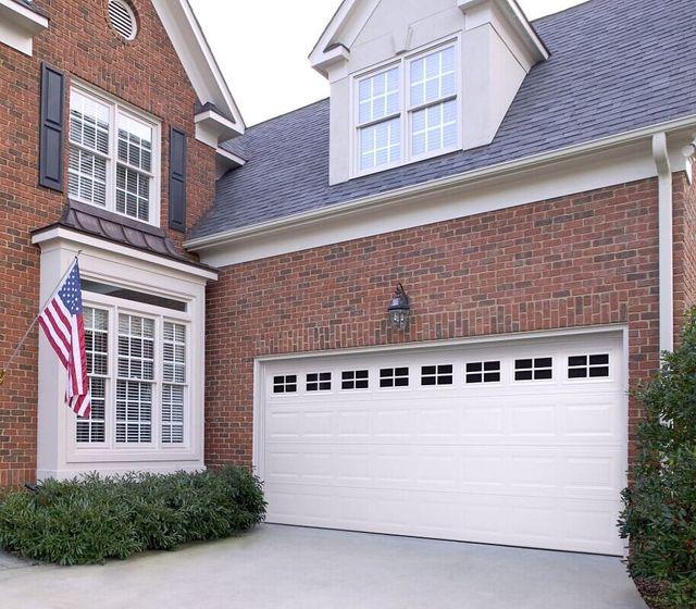 Traditional Style Garage Door Chesapeake Va Millers Overhead