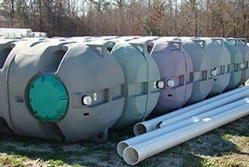 Sewer Tank - Longview, TX - Jones Supply Co