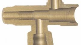 raccordo idraulico, raccordo in metallo, pezzi meccanici