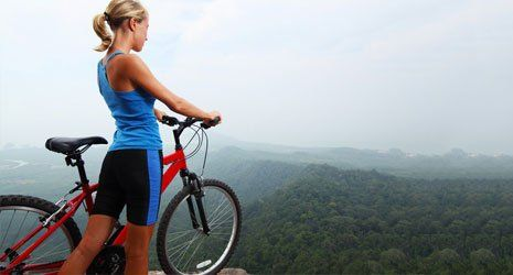 Mountain cycle