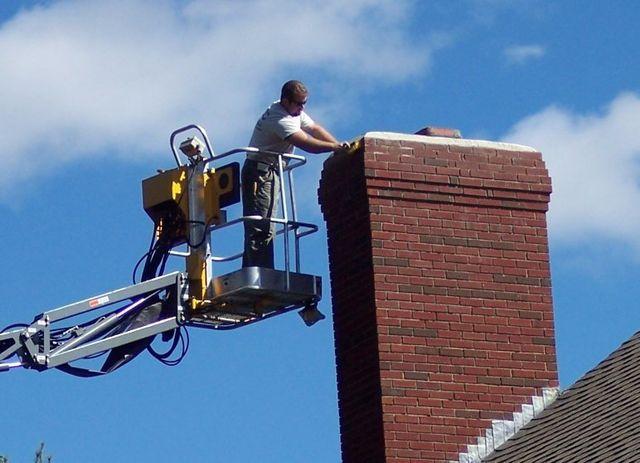 Chimney Repair I Sterling Lancaster Masonry Contractor