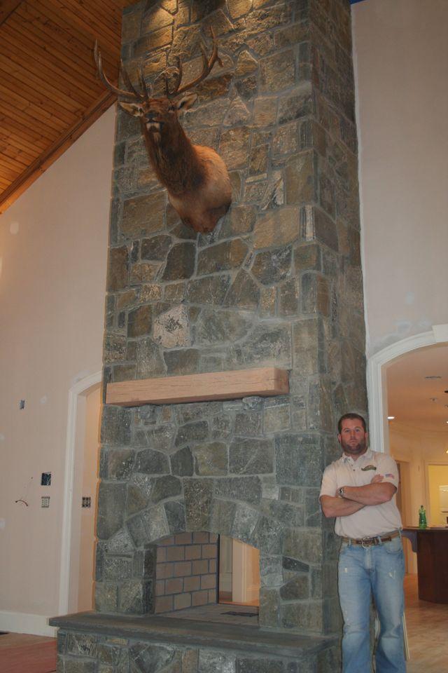 New Chimney Construction, Fireplace Installation